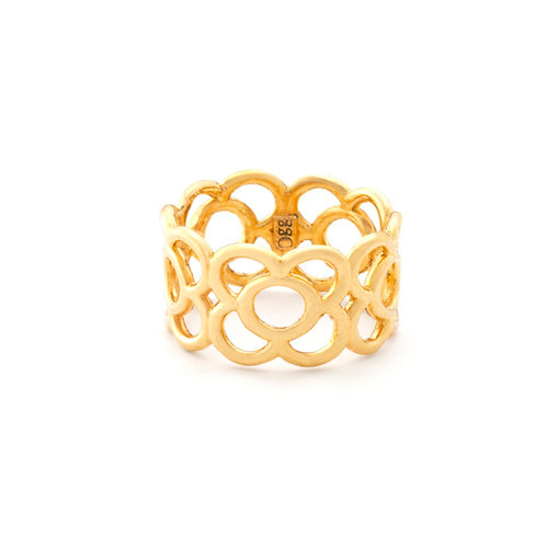 Gaudi golden ring
