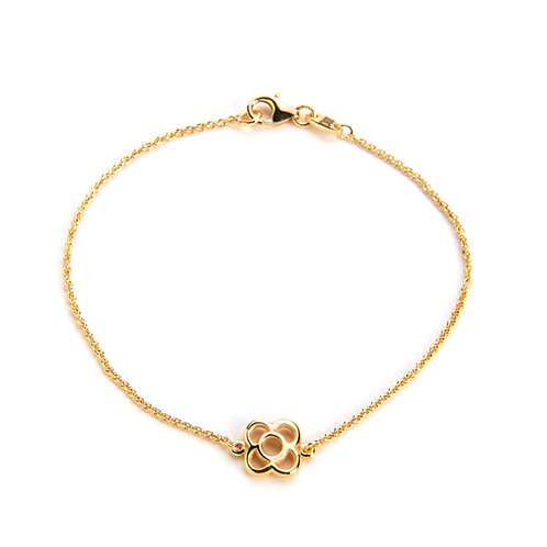 Handmade Gaudi gold jewelry