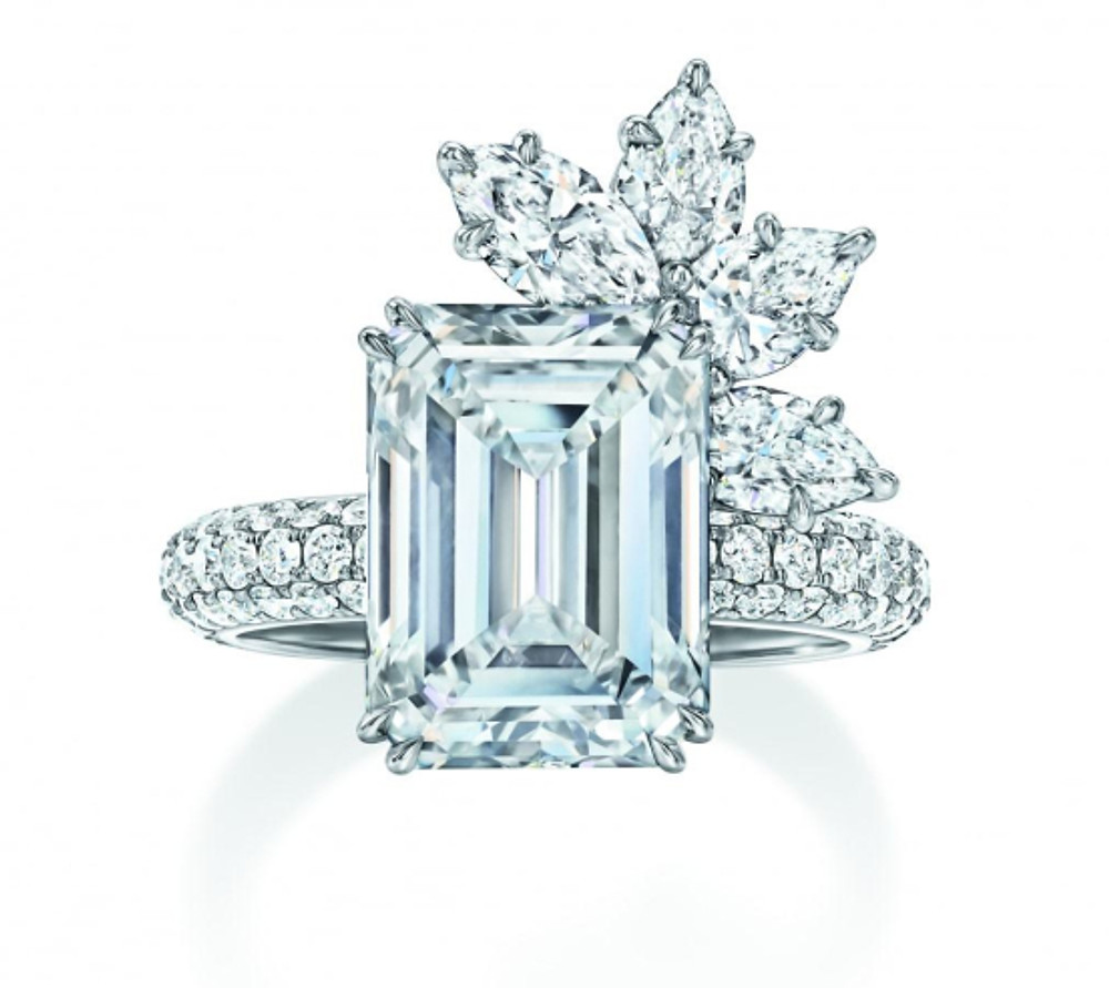 Harry Winston Bridal ring