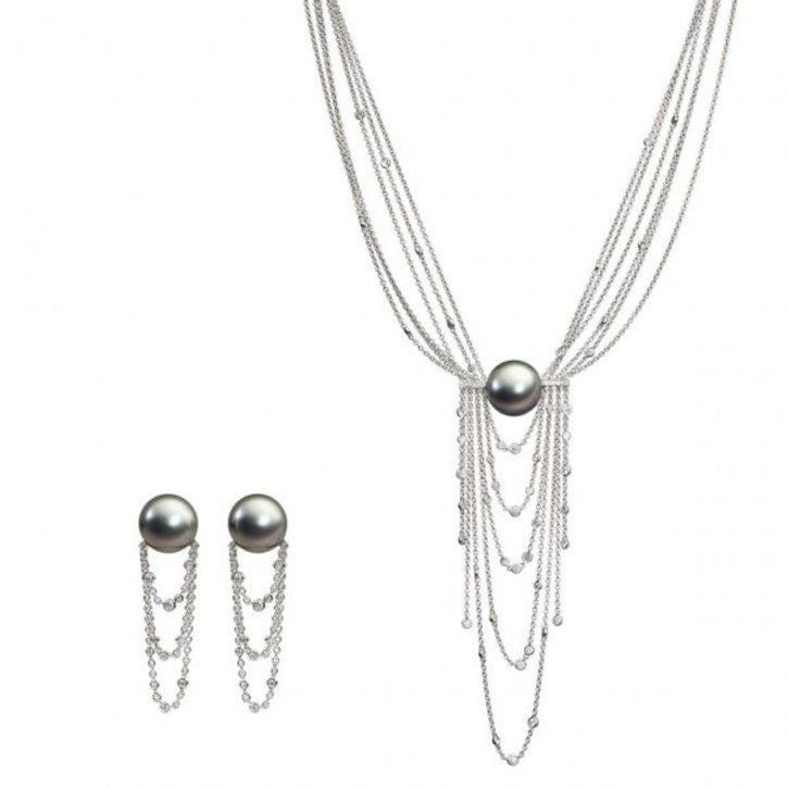 Schoeffel pearl necklace