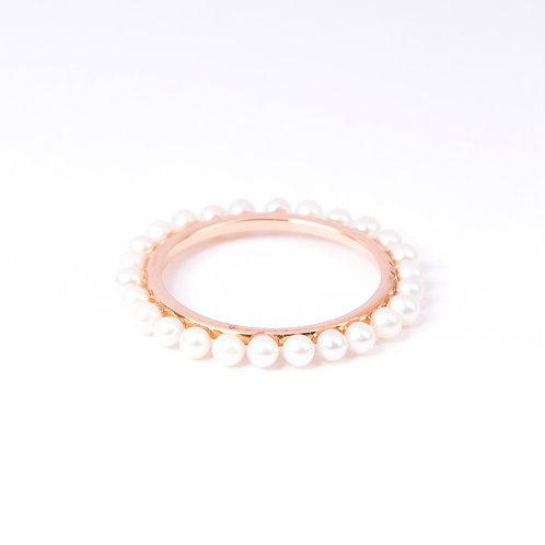 OORT PEARL RING - MADE ON DEMAND -