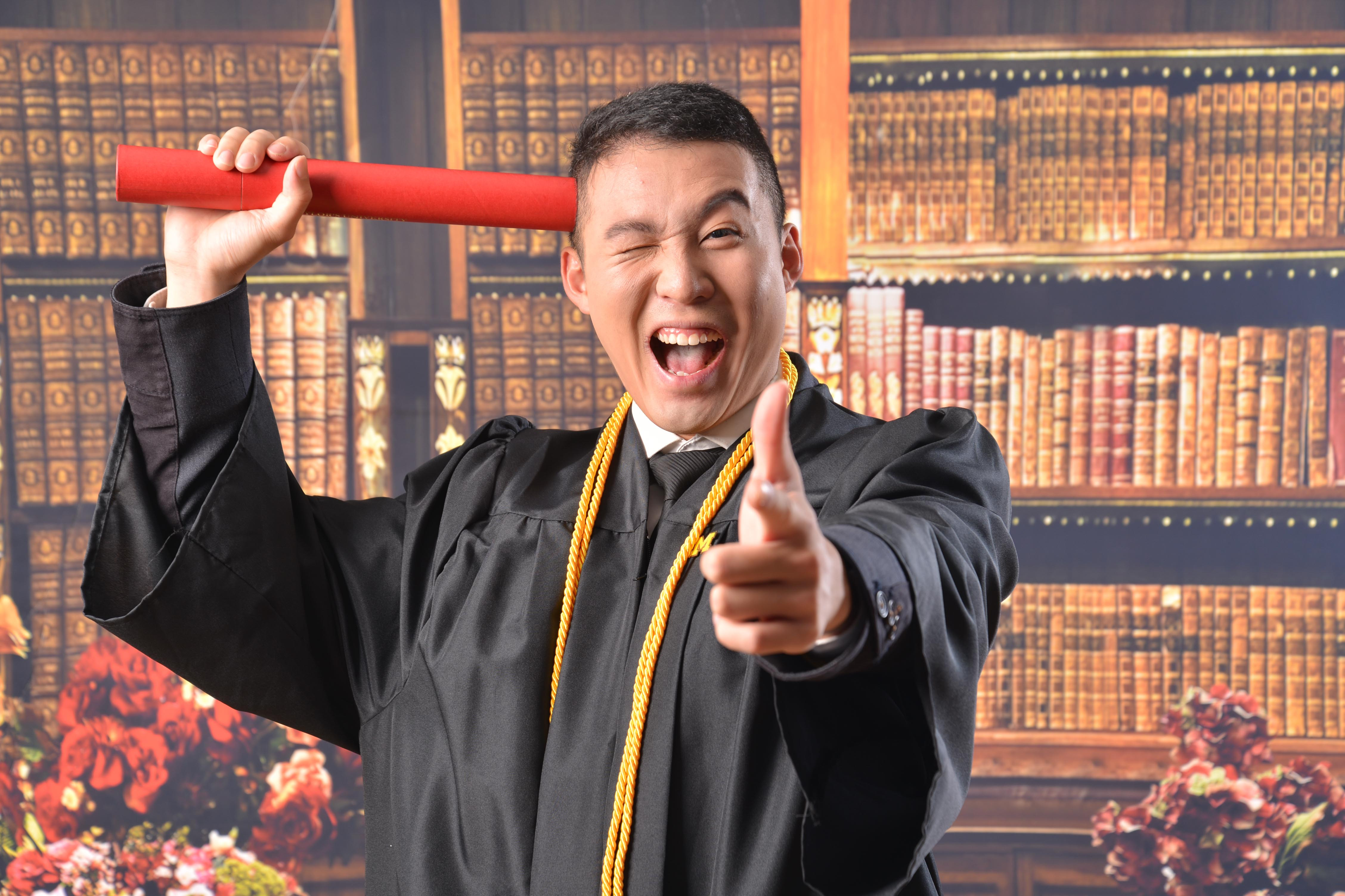 Personal and Graduation