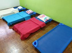 Sleeping Arangement (Daycare)