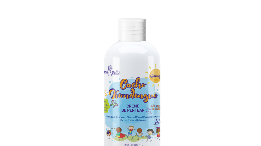 Creme de Pentear Kandengue 300ml