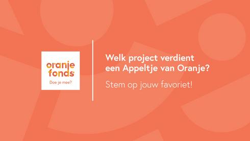 Oranjefonds Appeltjes van Oranje