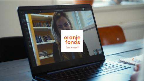 Oranjefonds tvc -  #Ik doe mee