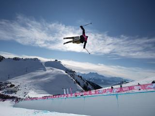 Youth Olympic Games, Leysin, Switzerland