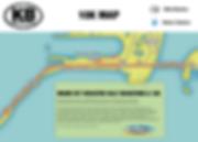 Key Biscayne Half Marathon 10K Map
