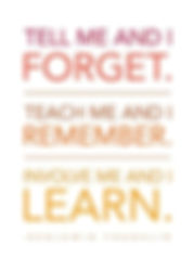 INVOLVE ME AND I LEARN - FRANKLIN.jpg