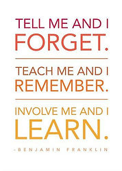 INVOLVE ME AND I LEARN - FRANKLIN.jpg