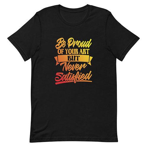 Be Proud Unisex T-Shirt - Warm
