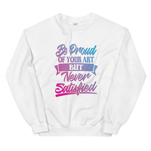Be Proud Unisex Crew Sweater - Cool