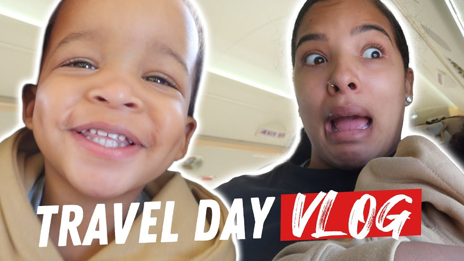The Beal Family - Travel Day Vlog