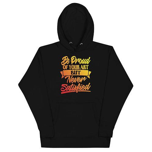 Be Proud Unisex Hoodie - Warm