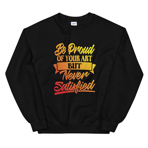 Be Proud Unisex Crew Sweater - Warm