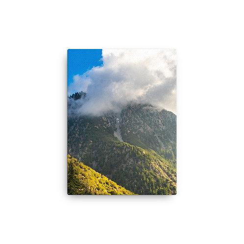 """""""Mount Baldy"""" Canvas Print"""