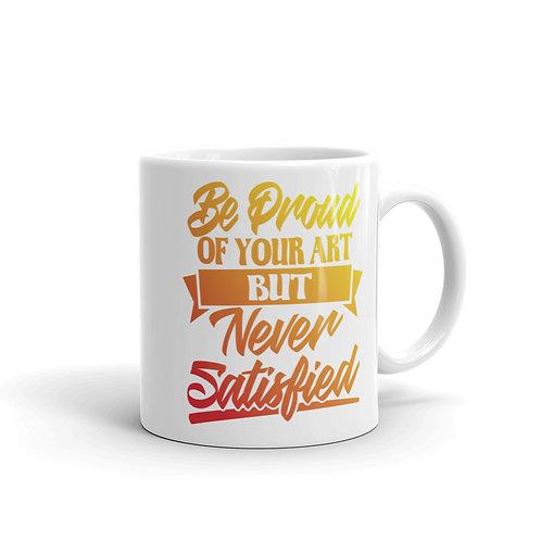 Be Proud 11oz Mug - Warm