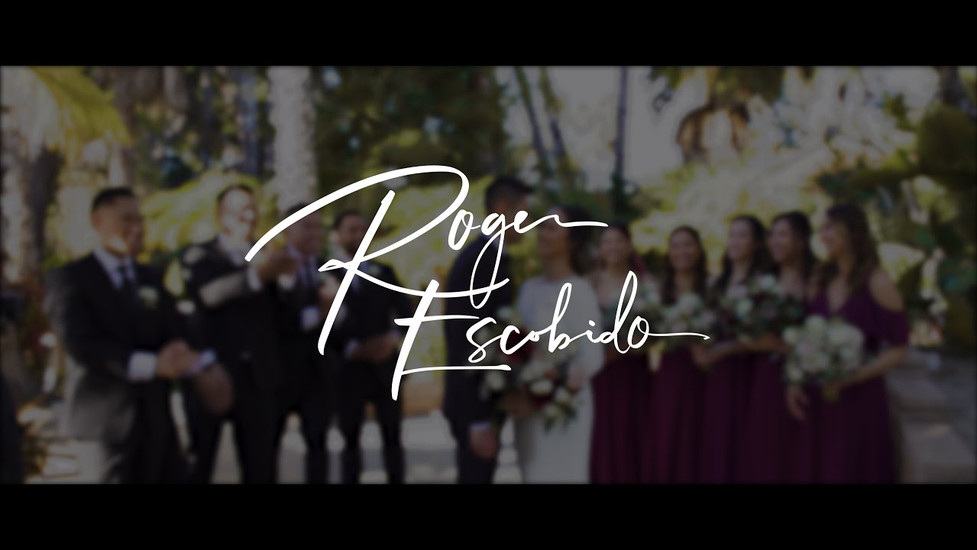2019 Wedding Reel | Roger Escobido