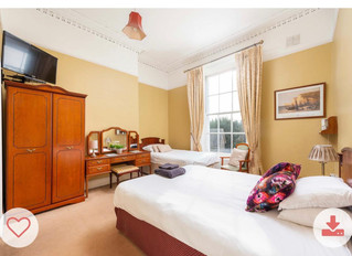 Long-Stay Hotel Rooms - Abbeyleigh House