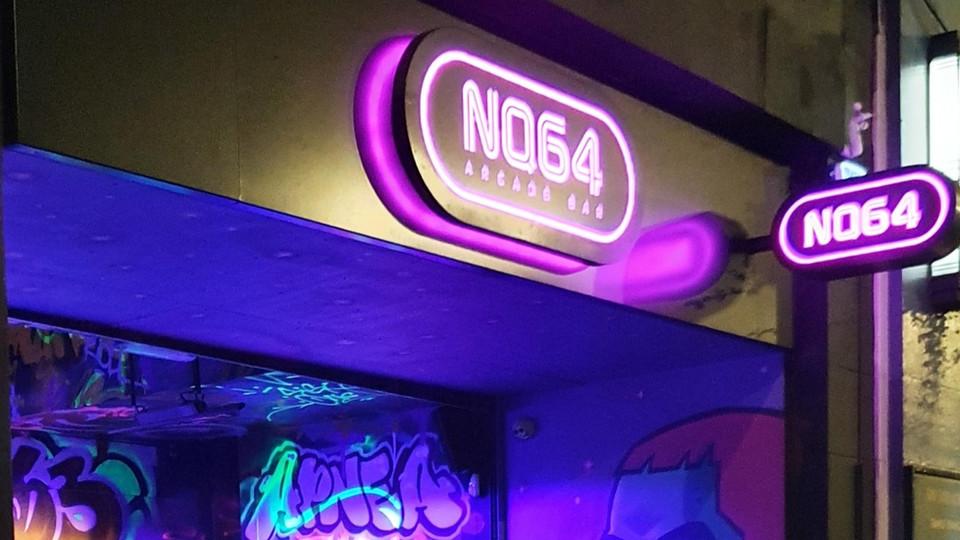 NQ64: Edinburgh's Newest Arcade Bar