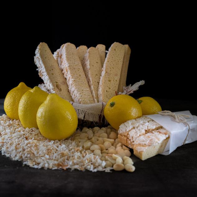 *Luscious Lemon Coconut