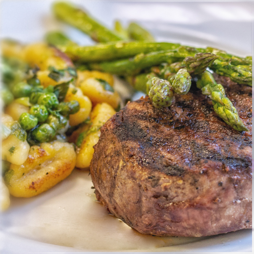 steak gnocci