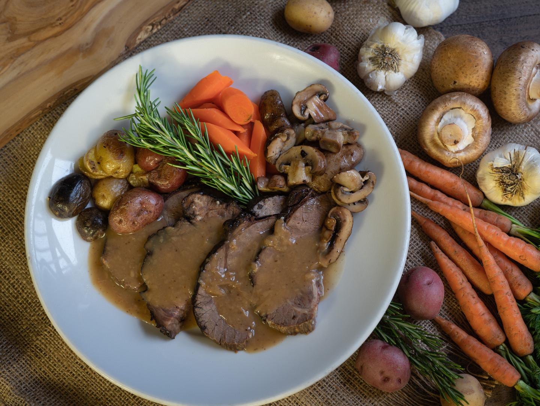 Beef Brassato