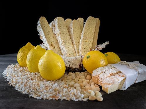 Luscious Lemon Coconut