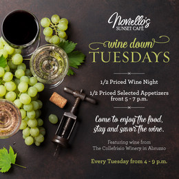 Wine Down Every Tuesday