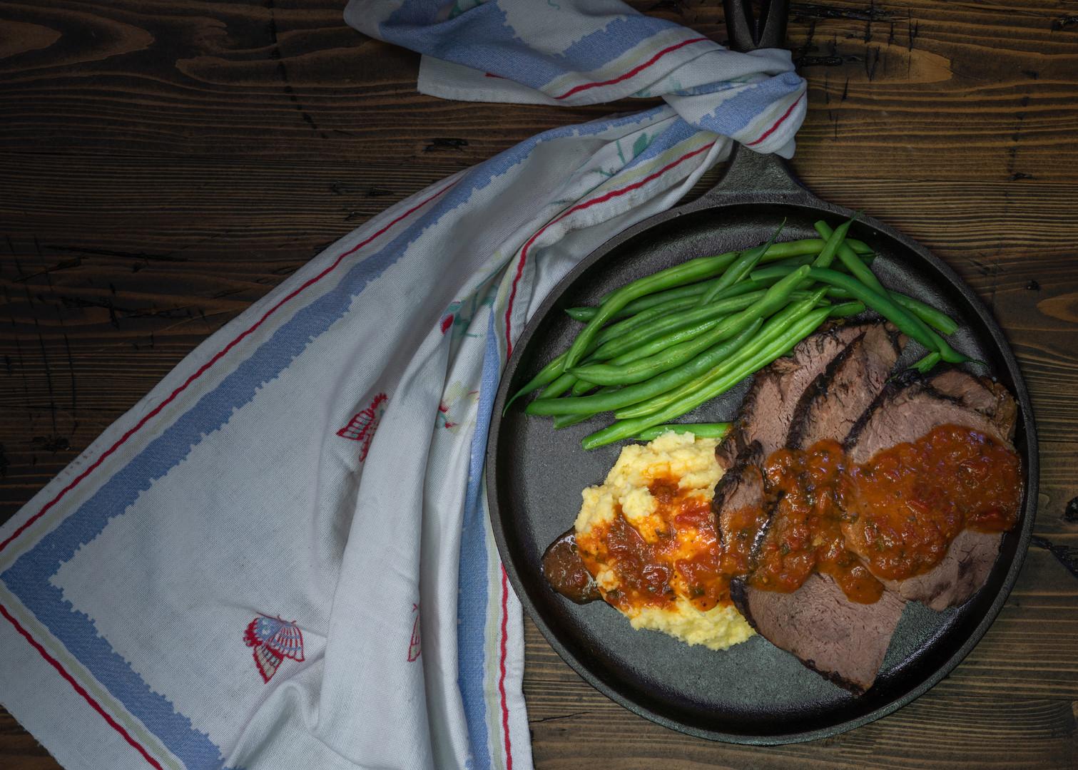 Piedmont Style Pot Roast