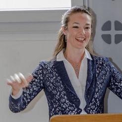 Dirigentin Maja Fluri