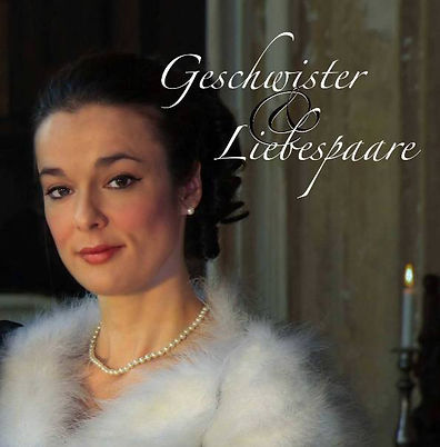 CD Geschwister- und Liebespaare; Maja Fluri Sopran, Corinna Soeler, Klavier