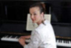 Maja Fluri, Klavierunterricht