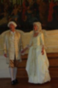 Die romantische Salonope von Maja Fluri