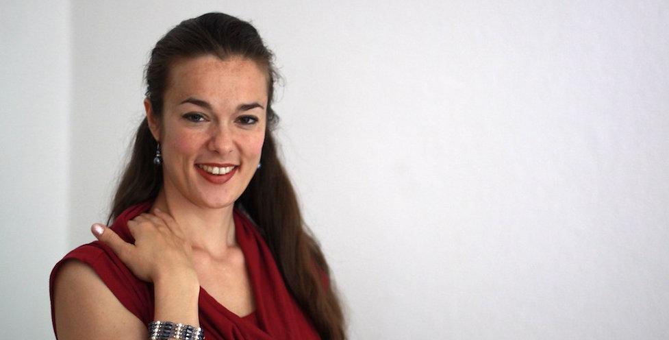 Maja Fluri, Sängerin, Chorleiterin, Klavier- und Gesangspädagogin