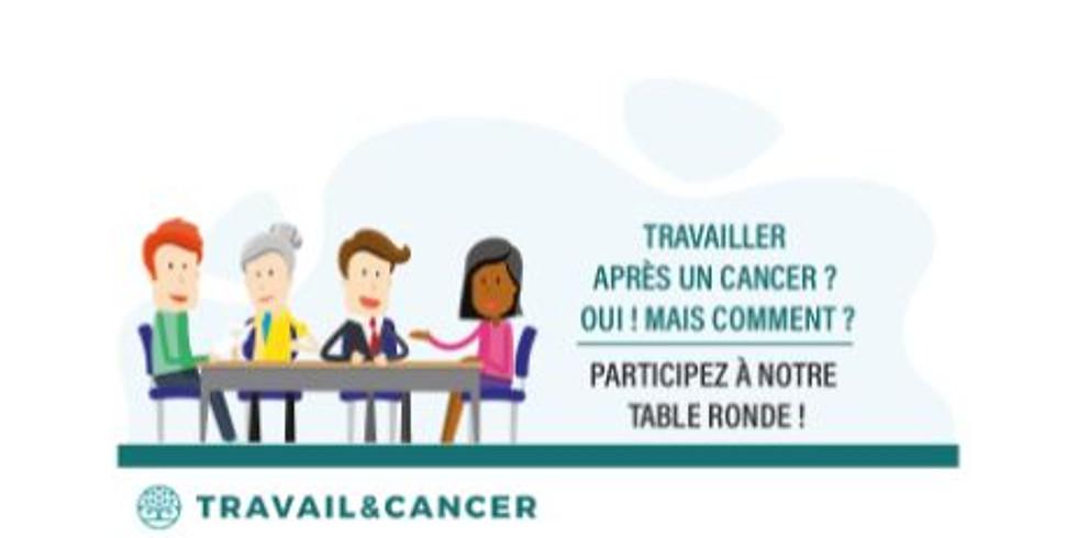 Table ronde CESI pour les managers : retour au travail après cancer