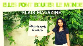 Elles font bouger le monde - Flair Magazine n°40