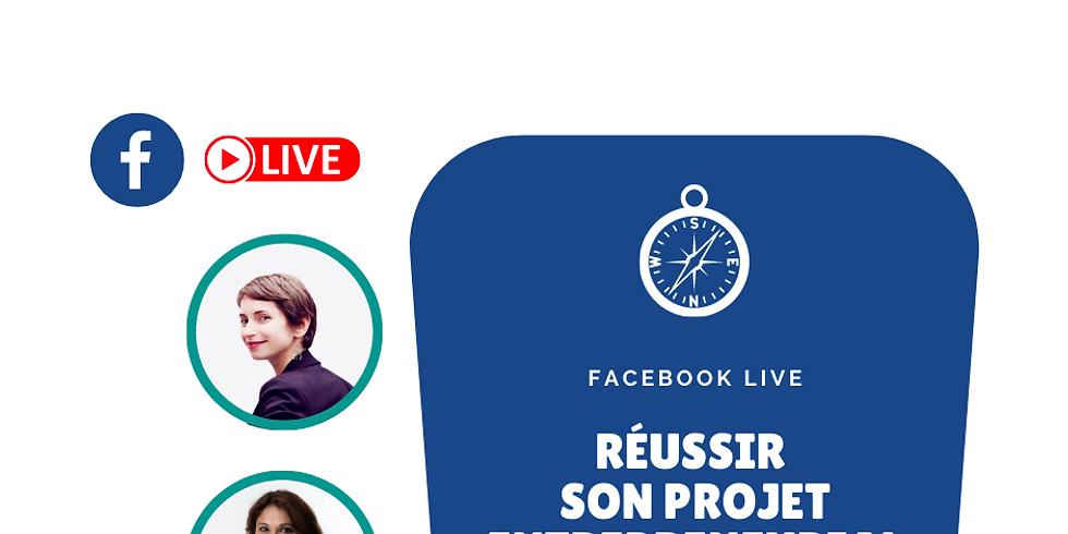 Facebook Live : Rosa et Magali vous parlent de la transition professionnelle
