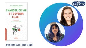 """Tendances Première : Sortie du livre """"Changer de vie et devenir coach"""" ed. Jouvence"""