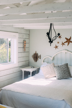 Morning Sun in Sunfish Cottage
