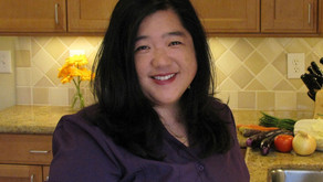 Ep. 20: Interview with Sharon Wong - Food allergies, cultural identity and holidays!