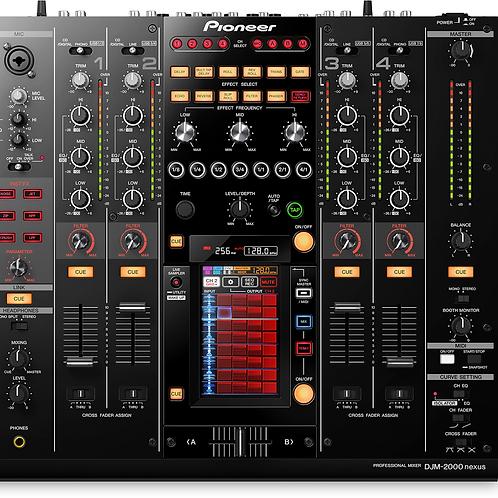 Table de mixage PIONEER DJM2000 NEXUS