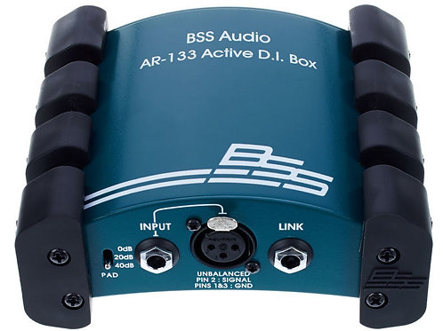 Boîte de Direct BSS AUDIO AR-133