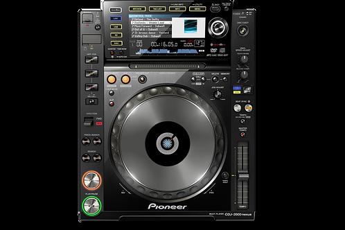 Platine PIONEER CDJ2000 Nexus (LA PAIRE)