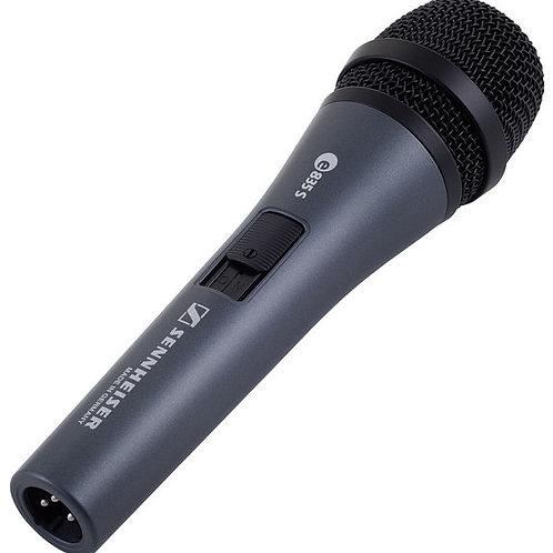 Microphone filaire dynamique SENNHEISER e835