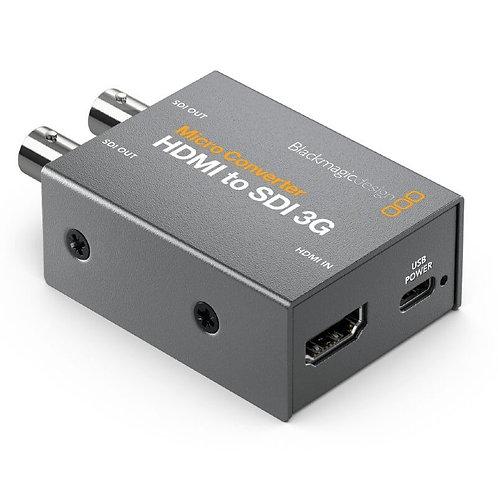 Micro Converter BlackMagicHDMI to SDI 3G