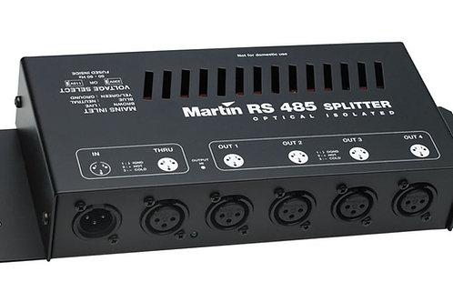 Splitter DMX 4 canaux MARTIN RS485
