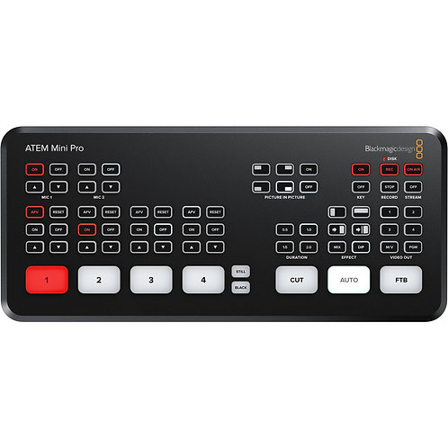 Mélangeur BlackMagic ATEM Mini Pro