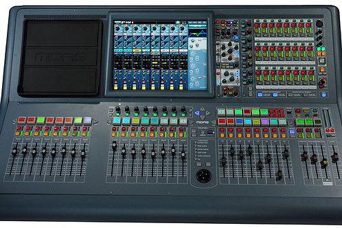 Console numérique MIDAS PRO2
