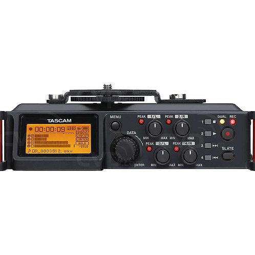 Enregistreur audio portable TASCAM DR70D